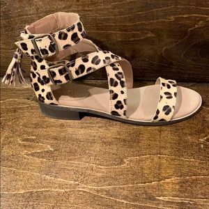 Shoes - Diba True leopard sandal